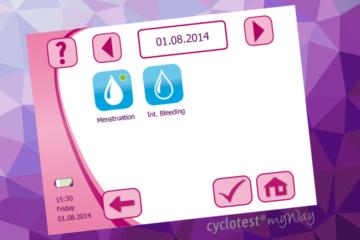 cyclotest myWay Bleeding
