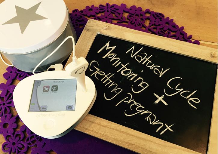 cyclotest myWay natural cycle monitoring and getting pregnant