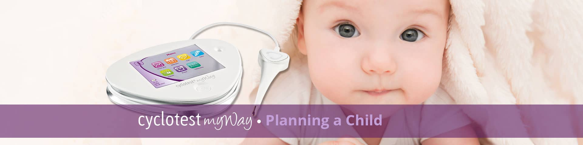 cyclotest myWay for planning a child
